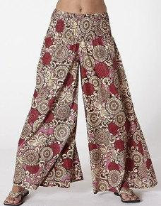 Equatorial Guinea - Gorgeous costumisable dashiki african trousers