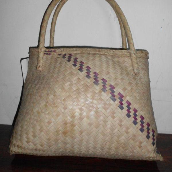 10 Worldwide Free Shipping handmade straw bag
