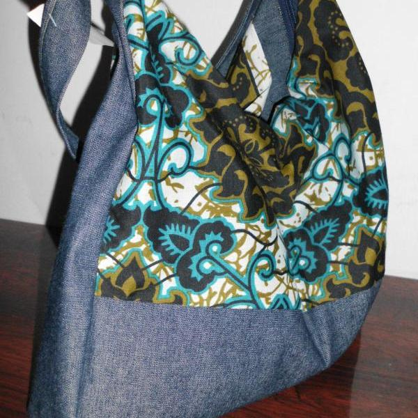 Handmade dashiki bag